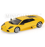LAMBORGHINI MURCIELAGO 2004 YELLOW METALLIC