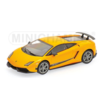 LAMBORGHINI GALLARDO LP570-4 SUPERLEGGERA 2011 ORANGE