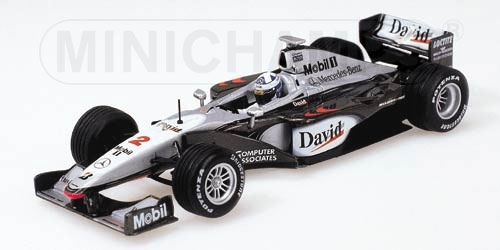 McLAREN MP 4/14 D. COULTHARD 1999