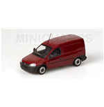 OPEL COMBO 2002 RED