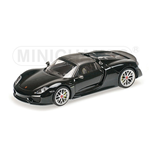 PORSCHE 918 SPYDER WEISSACH PACKAGE MATT BLACK 2015