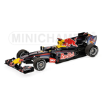 RED BULL RB6 S. VETTEL BRAZILIAN GP WINNER WORLD CHAMPION F1 2010