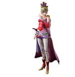 Dissidia Final Fantasy Play Arts Kai Figura Terra Branford 25 cm