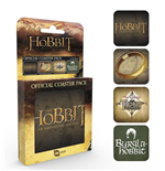 Hobbit Pack de 4 Posavasos Mix