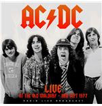 Vinilo Ac/Dc - Best Of Live At The Waldorf, San Francisco September 3, 1977