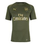 2018-2019 Camisa de entrenamiento Arsenal Puma (Forest Night) c5588e4e541