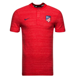 2018-2019 Atletico Madrid Nike Polo Grand Slam (Rojo)