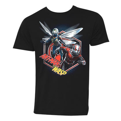 Camiseta Ant-Man And The Wasp Hex