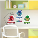 Vinilo decorativo para pared PJ Masks  307981