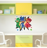 Vinilo decorativo para pared PJ Masks  307982