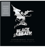 "Vinilo Black Sabbath - Supersonic Years: The Seventies Singles Box Set (10 X 7"" Vinyl)"