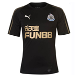 Camiseta Newcastle United 2018-2019 (Negro)