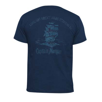 Camiseta Captain Morgan Legends