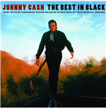 Vinilo Johnny Cash - Best In Black (2 Lp)