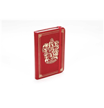Harry Potter Mini Libreta Gryffindor