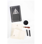 Harry Potter Set de papelería Deluxe The Deathly Hallows