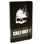 Call of Duty Libreta Skull