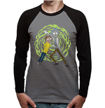 Camiseta Rick and Morty 309527