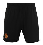 Shorts Manchester United FC 2018-2019 Home (Negro)