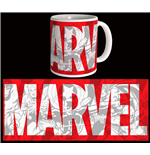 Marvel Comics Taza Big Logo
