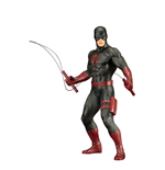 Marvel's The Defenders Estatua PVC ARTFX+ 1/10 Daredevil Black Suit 19 cm
