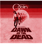 Vinilo Goblin - Dawn Of The Dead - Live In Helsinki 2017 (Black Vinyl Ltd To 500)