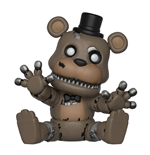 Five Nights at Freddy's Vinyl Figura Nightmare Freddy 9 cm