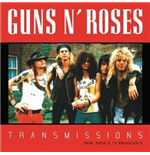 Vinilo Guns N' Roses - Transmissions - Rare Radio And Tv Broadcast
