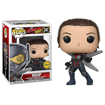 ANT-MAN The Wasp Funko Pop Limited Chase Edition Vinilo Figura Bobblehead