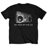 Camiseta At the drive-in Boombox (Retail Pack)