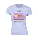 Camiseta Pusheen HOME