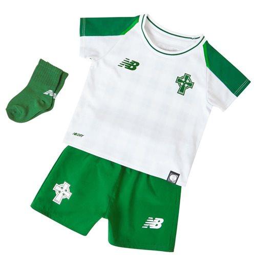 f396a55d5 2018-2019 Celtic Away Baby Kit Original  Compra Online en Oferta