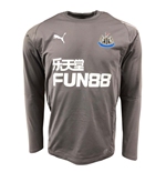 Sudadera Newcastle United 2018-2019 (Gris)