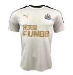 Camiseta 2018/2019 Newcastle United 2018-2019 (Blanco)