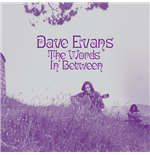Vinilo Dave Evans - The Words In Between