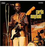Vinilo Curtis Mayfield - Curtis Mayfield Featuring The Impressions