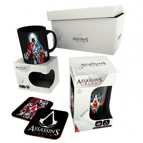 Set Regalo Assassins Creed