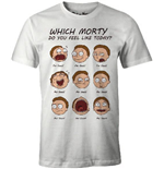 Camiseta Rick and Morty 312225