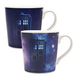 Doctor Who Taza sensitiva al calor Galaxy