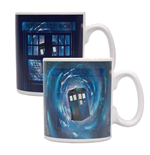 Doctor Who Taza sensitiva al calor Time Lord
