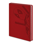 Deadpool Libreta Premium A6 Peek A Book
