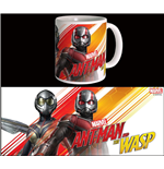 Ant-Man & The Wasp Taza Heroic Duo
