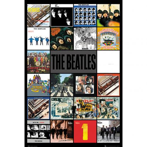 Póster The Beatles