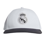 Gorra Real Madrid 2018-2019 (Blanco)