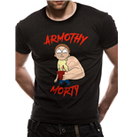 Camiseta Rick And Morty - Design: Armothy