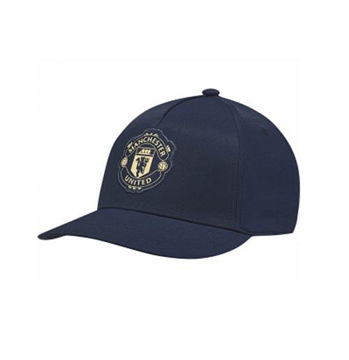 d125a032dbdc2 Compra Gorra Manchester United FC 2018-2019 (Azul oscuro) Original
