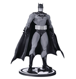 Batman Black & White Figura Hush Batman by Jim Lee 17 cm