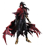 Dirge of Cerberus Final Fantasy VII Figura Play Arts Kai Vincent Valentine 27 cm