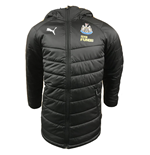 Abrigo Newcastle United 2018-2019 (Negro)