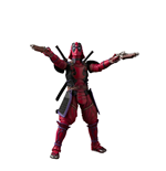 Marvel Comics Figura Meisho Manga Realization Deadpool 18 cm